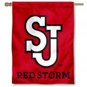 St. Johns University Banner Flag