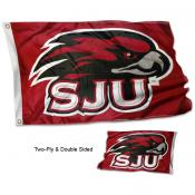 St. Joseph's SJU Double Sided 3x5 Flag