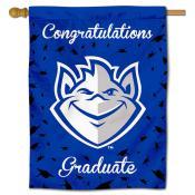 St. Louis Billikens Congratulations Graduate Flag