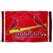 St. Louis Cardinals Birds Flag