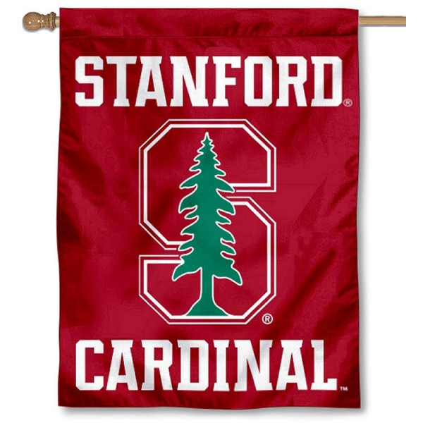Stanford Cardinal Banner Flag is a vertical house flag which measures 30x40 inches, is made of 2 ply 100% polyester, offers dye sublimated NCAA team insignias, and has a top pole sleeve to hang vertically. Our Stanford Cardinal Banner Flag is officially licensed by the selected university and the NCAA.