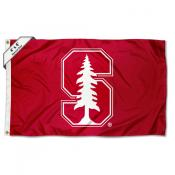 Stanford Cardinal Large 4x6 Flag