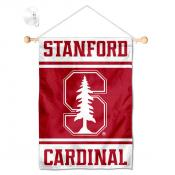 Stanford Cardinal Window and Wall Banner