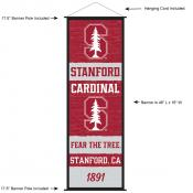 Stanford University Decor and Banner
