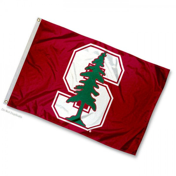 Stanford University Mini Flag is 12x18 inches, made of 100% Nylon, offers two-stitched flyends for durability, has two metal grommets, and is Double Sided. Our mini flags for Stanford University are licensed by the university and NCAA and can be used as a boat flag, motorcycle flag, golf cart flag, or ATV flag.