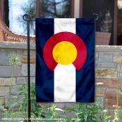State of Colorado Garden Flag