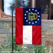 State of Georgia Garden Flag