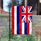 State of Hawaii Garden Flag
