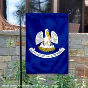 State of Louisiana Garden Flag