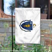 State of Massachusetts Garden Flag