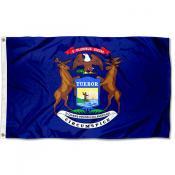 State of Michigan Flag