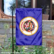 State of Minnesota Garden Flag