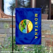 State of Montana Garden Flag