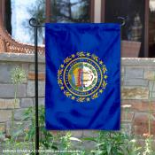 State of New Hampshire Garden Flag