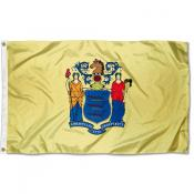 State of New Jersey Flag