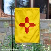 State of New Mexico Garden Flag