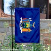 State of New York Garden Flag