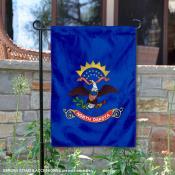 State of North Dakota Garden Flag