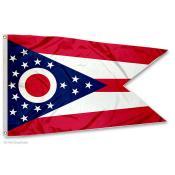 State of Ohio Flag