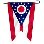State of Ohio Garden Flag