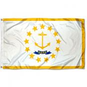 State of Rhode Island Flag