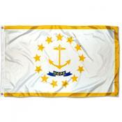 State of Rhode Island Flag