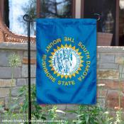 State of South Dakota Garden Flag