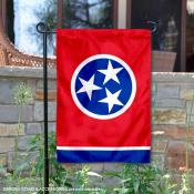 State of Tennessee Garden Flag