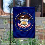 State of Utah Garden Flag