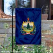 State of Vermont Garden Flag