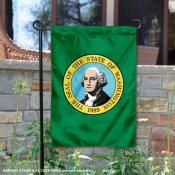 State of Washington Garden Flag