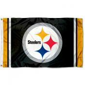 Steelers Logo Flag