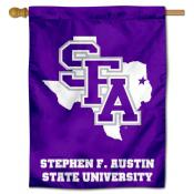 Stephen F. Austin University House Flag