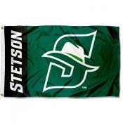 Stetson Hatters New Logo Flag