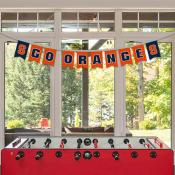 Syracuse Orange Banner String Pennant Flags