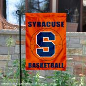 Syracuse Orange Basketball Garden Banner