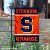 Syracuse Orange Garden Flag