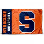 Syracuse Orange Outdoor Flag