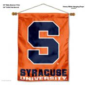 Syracuse Orange Wall Banner