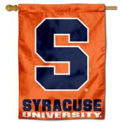 Syracuse University Orange House Flag