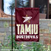 TAMIU Dustdevils Garden Flag