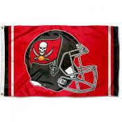 Tampa Bay Buccaneers New Helmet Flag