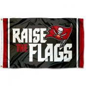 Tampa Bay Buccaneers Raise The Flags Flag
