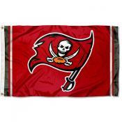 Tampa Bay Bucs Logo Flag