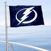 Tampa Bay Lightning Boat and Nautical Flag