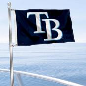 Tampa Bay Rays Boat and Nautical Flag