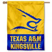 TAMU Kingsville Javelinas House Flag