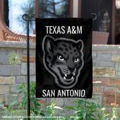 TAMUSA Jaguars Garden Flag