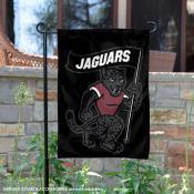 TAMUSA Jaguars General the Jaguar Garden Flag