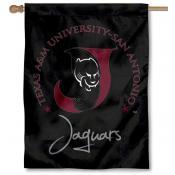 TAMUSA Jaguars House Flag